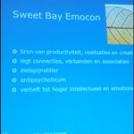 sweet bay emocon 2 lezing 11 Nov