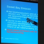 sweet bay emocon 3 lezing 11 nov