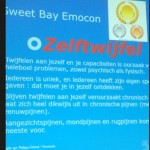 sweet bay emocon p 4 lezing 11 nov